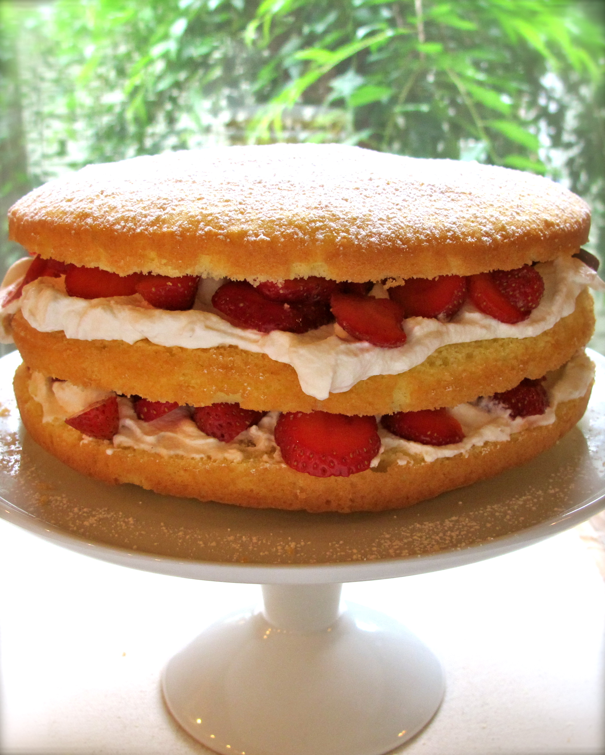 How Old Is The Victoria Sponge Cake