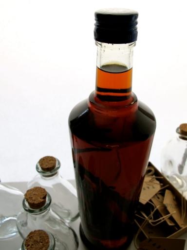 Handmade Vanilla Extract