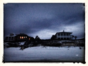 Beach Houses Gulf Coast Winter 2012