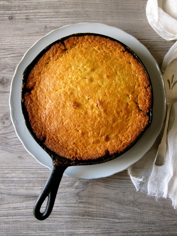 Baked Upside-Down Cake