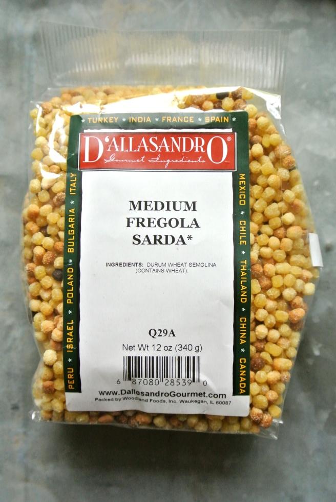 Fergola Sarda Pasta
