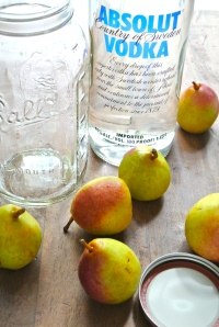 Pears & Vodka