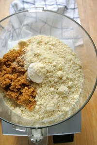 Almond Meal & Brown Sugar