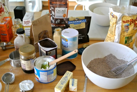 "Typical kitchen counter ""still life"" in my kitchen!"