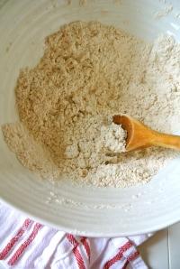 fruitcake batter