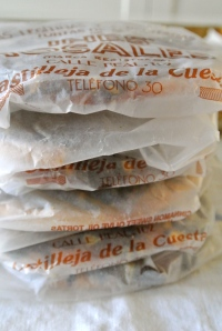 Stack of Ines Rosales Tortas