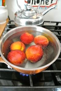 peach peeling