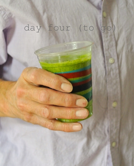 day four kale