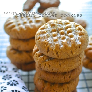 pnut butter cookies GWC